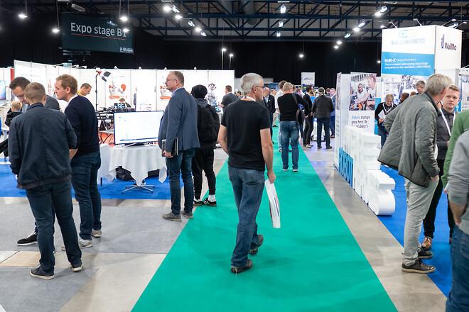 Robotmesse Far Ekstra Fokus Pa Corona Sikkerhed Metal Supply Dk