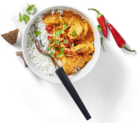 Panang Curry Chicken 800 g