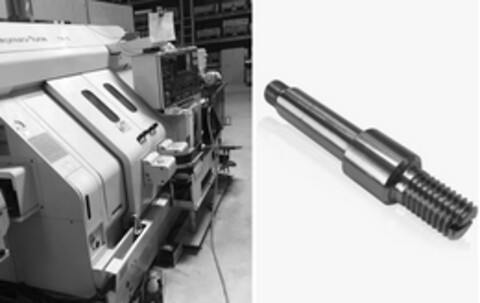 Effektiv CNC Drejebænk SUB - Nakamura-Tome TW-8, er en super effektiv drejebæk med ladestation, hvilket giver et minimum af håndtering.\nMaterialet færdigbearbejdes fra start til slut. Yderst velegnet til små emner og mange styk.