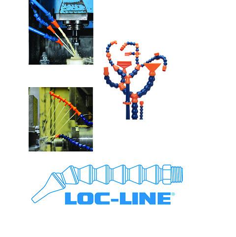 Loc-Line Modulsystem til køling og udsugning m.m.  fra Hajo Tool A/S