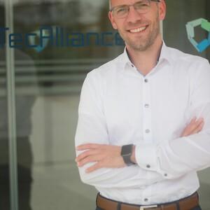 Christian Bergmann, Vice President Data Manager RMI at TecAlliance