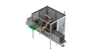 Automatisk åbning af papkasser fra Mach-Tech A/S