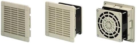 Ventilator til el-tavler og maskiner fra Alfa Electric