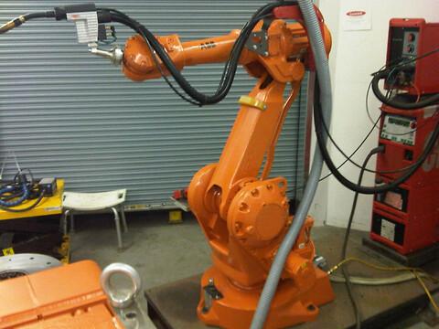 ABB robot IRB2400 S4C+ 16kg/1.5m M2000
