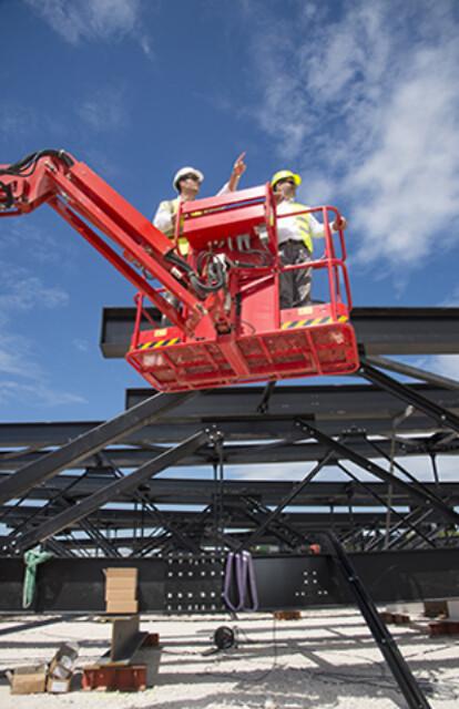 Leje af udstyr til tagkonstruktion - Leje af udstyr til tagkonstruktion