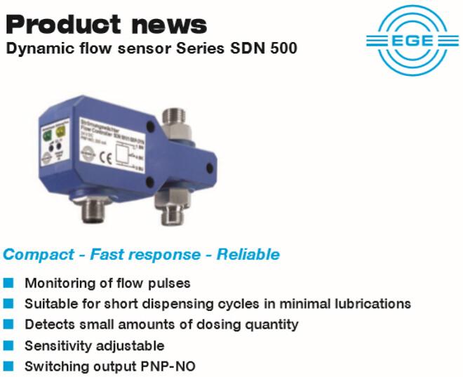 Dynamisk flowsensor