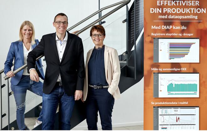 DIAP bliver guldpartner på The Smart Company under hi-messen