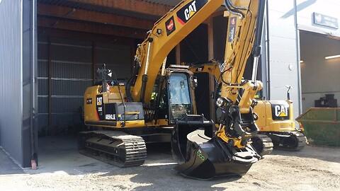 Caterpillar 320EL RR 2015