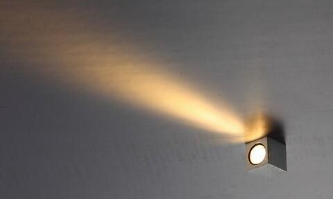 Mikro LED indbygningscube