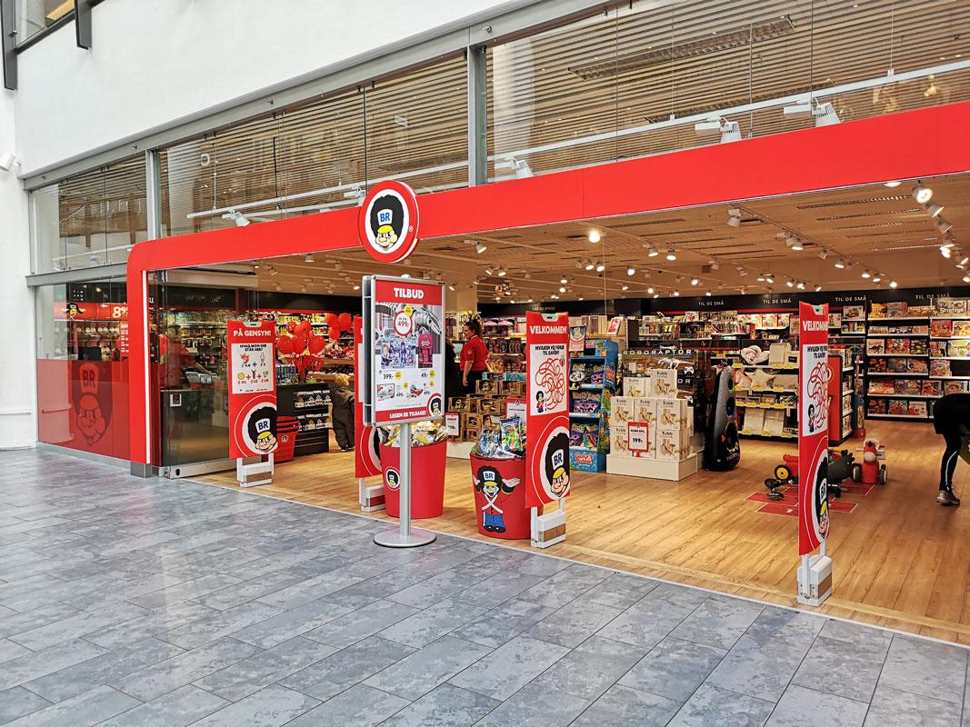 Alle 26 Br Butikker Er Nu Abne Retailnews
