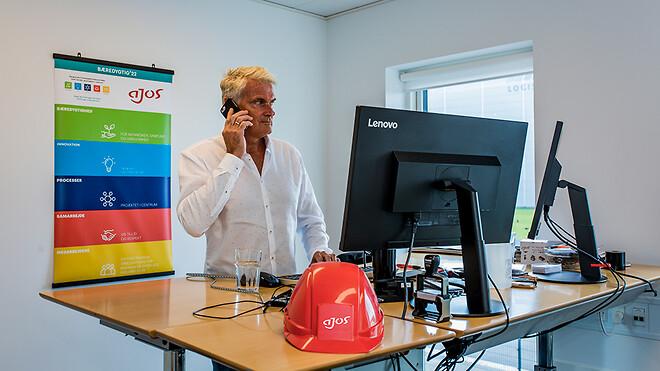 Vi har en stor og vigtig opgave foran os. En opgave som vi gennemførte med succes på Sjælland sidste år. Derfor ved vi, hvad vi står overfor, siger Ole Wamsler.