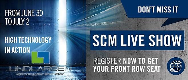 SCM live show online event