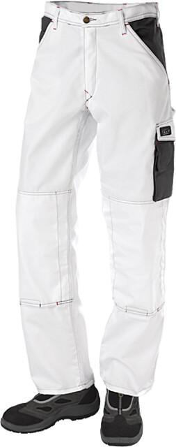 Arbejdsbukser, 9206 - hvid/grå