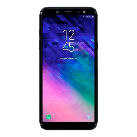 Samsung Galaxy A6 32GB (Sort) - Grade B - mobiltelefon