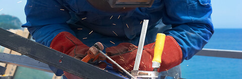 KB Stålindustri tilbyr konstruksjon og produksjon av avanserte stålkonstruksjoner
