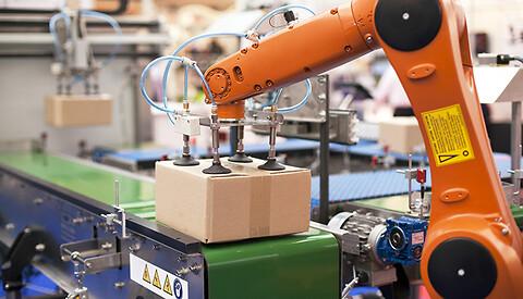 Kollaborativ robotdrift - Sikkert samarbejde mellem menneske og robot