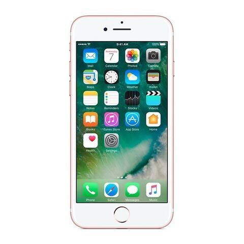 Apple iPhone 7 128GB (Rosa Guld) - Grade C - mobiltelefon