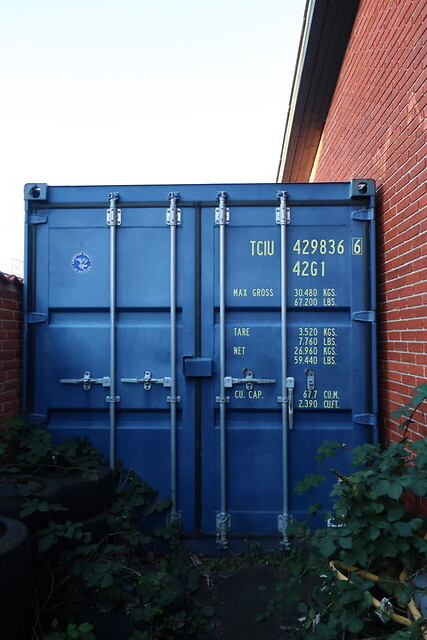 40 fods container