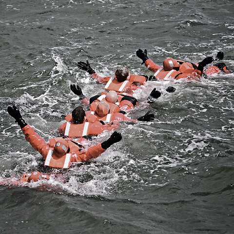 Mob boat coxswain refresher