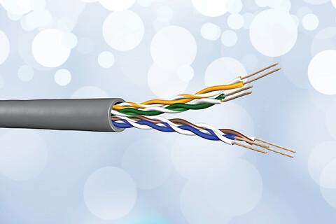 Cat. 5a. datakabler til 1 Gbit/s  - Prysmian Cat. 5e datakabbel til 1 Gbit/s