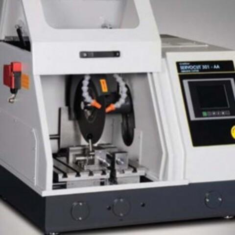 ICS erbjuder Kapmaskiner – Servocut-Serien