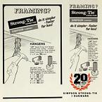 Simpson Strong-Tie har en stærk historie på det amerikanske marked for bygningbeslag og er bygget på mange af de samme værdier som BMF.
