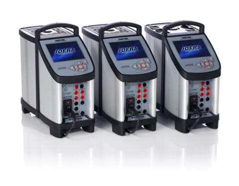 Hurtig Professionel Kalibrering af Temperatur Sensorer
