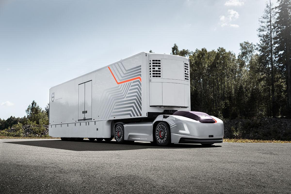 Volvo lastvagnar in i polsk fabrik