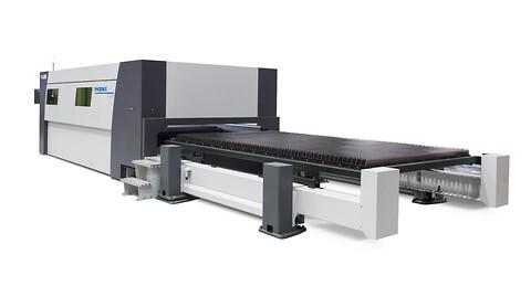 Fiberlaser  8KW 2000x4000 - LVD PHOENIX FL-4020 8KW