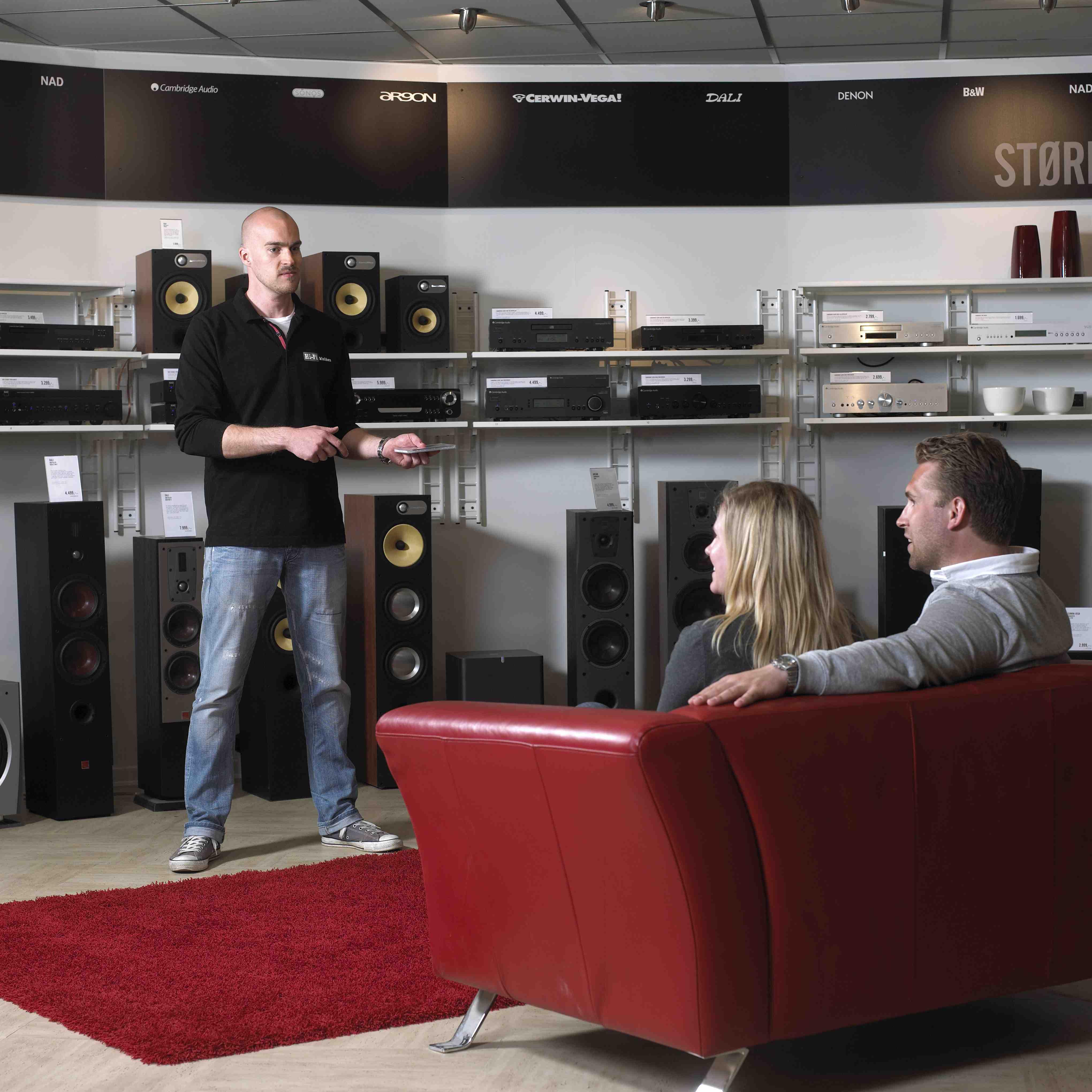 aef5a3e3b63 Hi-Fi Klubben rykker ind i Tyskland - RetailNews