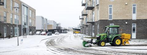 Vintervedligeholdelse - OKNygaard - Vintervedligeholdelse