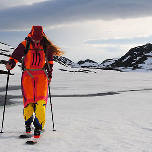 "Sigrid Schiötz Olsen: ""Bike to Ski (and Everything in Between)"""