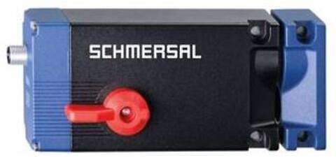 Elektronisk låsbar bryder med høj holdekraft