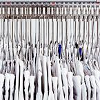 Texmatic automat til uniformer og tøj
