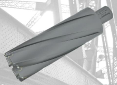Kjernebor HM-STD - 110mm dybde fra HR-Maskin