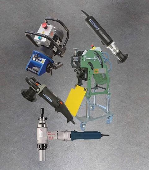 Fasemaskiner fra HR Maskin