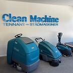 Clean Machine Värnamo Småland Städmaskiner Sop och skurmaskiner