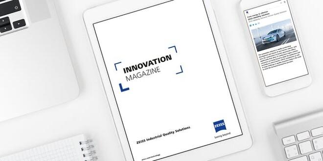 zeiss, industriell måleteknikk, innovation, magazine