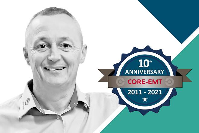 10-års jubilæum hos CORE-emt