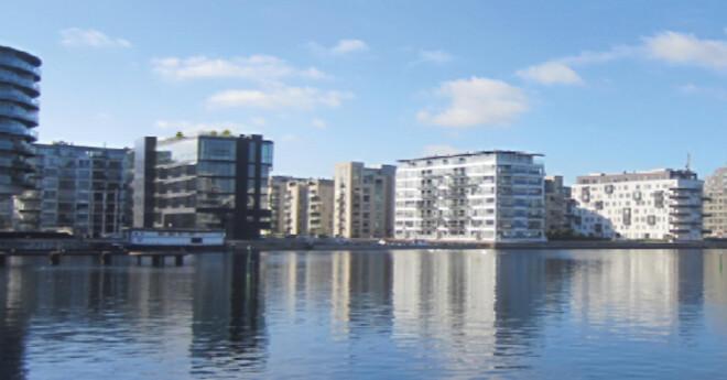 Hauge Stål renoverer på Islands Brygge