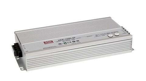 HEP-1000 Strømforsyning og lader i et - HEP-1000