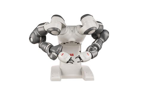 RobotNorge selger samarbeidende robot, YuMi IRB 14000 fra ABB
