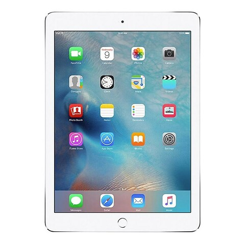 Apple iPad Air 2 128GB WiFi (Sølv) - Grade B - tablet