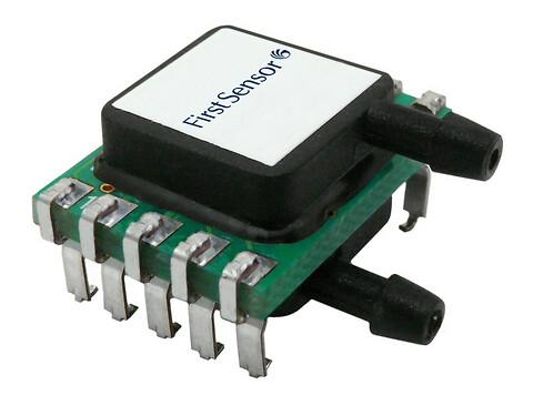 LDE: Nye digitale sensorer for ekstremt lave trykmålinger fra 25 Pa med meget høj offsetstabilitet