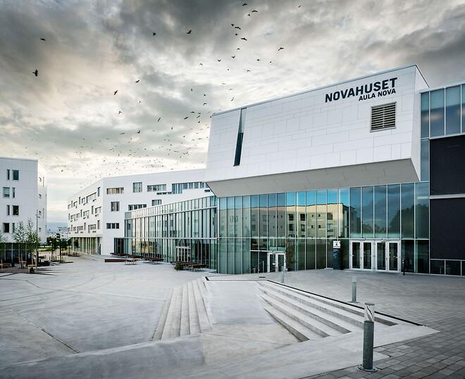 NOVA i Örebro af JUUL FROST Arkitekter