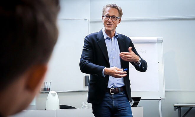 Professor Per Nikolaj Bukh