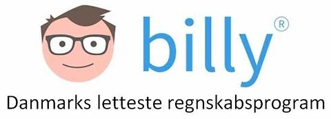 Billy Premium - komplet regnskabsprogram for små og mellemstore virksomheder  - regnskabsprogram