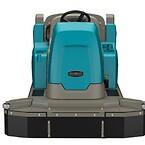 sopmaskin Tennant S16 Clean Machine HEPA Silica
