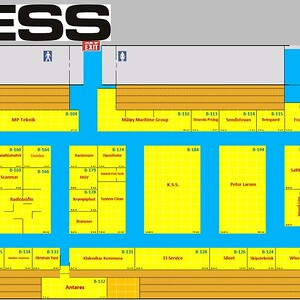Atlantic Fair 21 - 23 May 2019 - floorplan - TESS