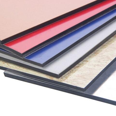 Alutrade säljer Aluboard® - kompositpaneler i aluminium